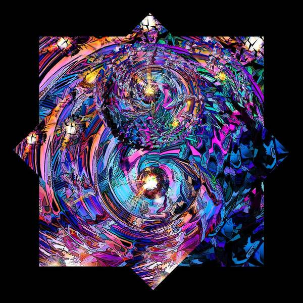 Phish Digital Art - Infinity...  Turned On It's Ear by Phil Sadler