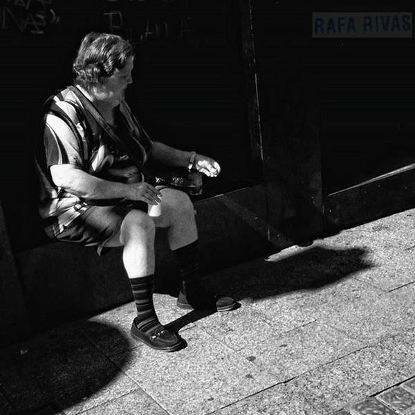 Wall Art - Photograph - Influencer  #woman #people by Rafa Rivas