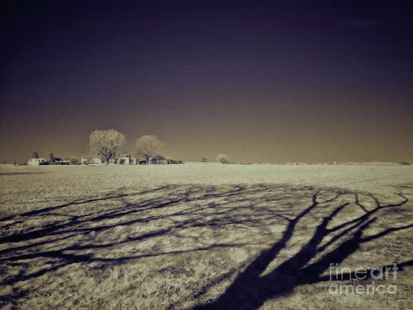 Photograph - Infrared Landscape Lancaster Pa by Jeff Breiman