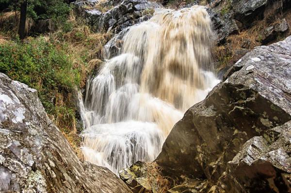 Photograph - Ingalalla Falls 2 by Grant Petras