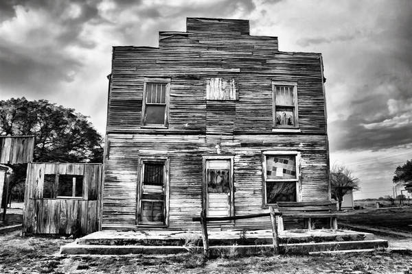 Wall Art - Photograph - Ingalls Hotel by Lana Trussell