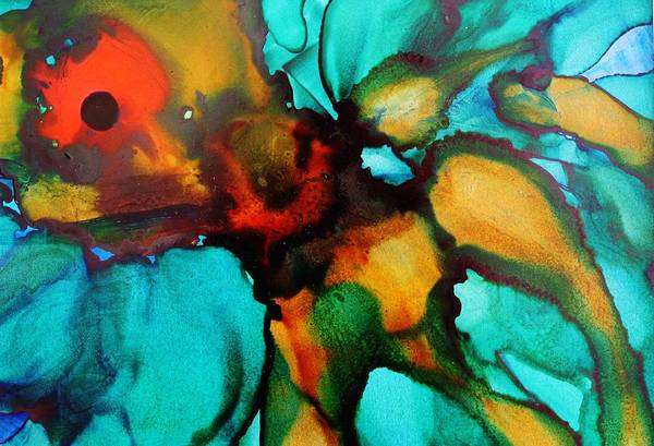 Painting - Inkling 30 by Stacey Rosebrock