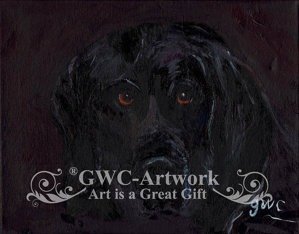 Wall Art - Painting - Lovell by Gloria Condon
