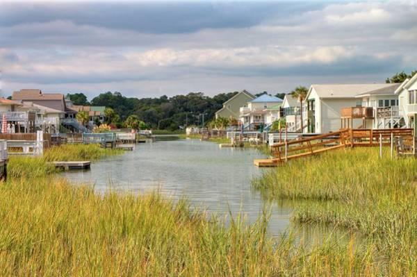 Photograph - Inlet Living by Ree Reid