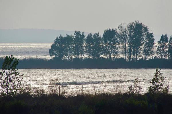Photograph - Inlet On Lake Michigan by Lynn Hansen