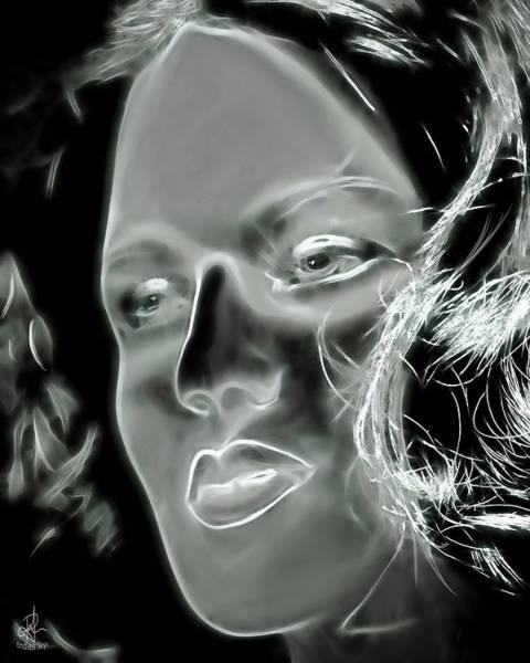 Digital Art - Inner Wisdom by Pennie McCracken