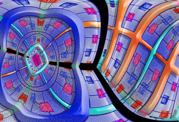 Digital Art - Inroads by Paul Wear