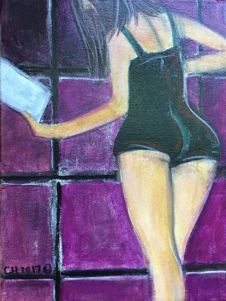 Painting - Inside Beauty by Cherylene Henderson