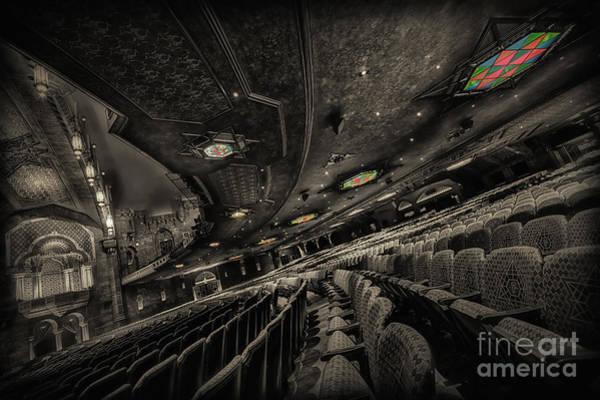 Inside Fox Theater Art Print