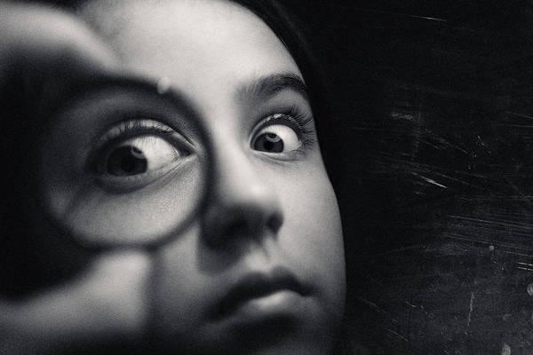 Blackandwhite Photograph - Inside Out by Bez Dan