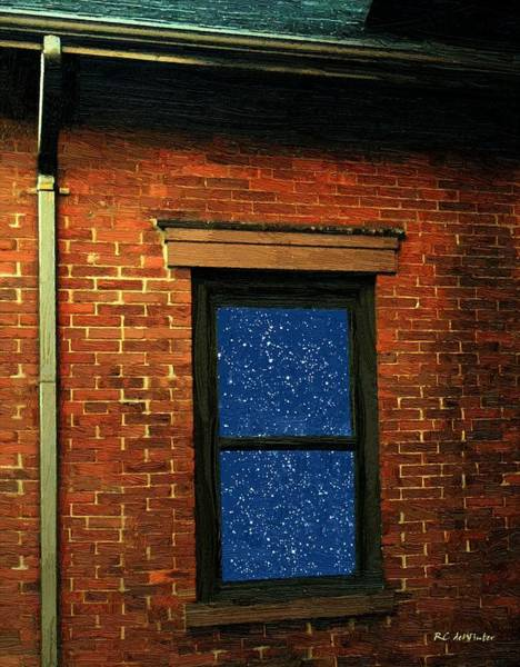 Painting - Inside Out by RC DeWinter
