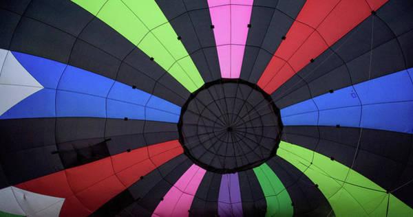 Inside The Balloon Art Print