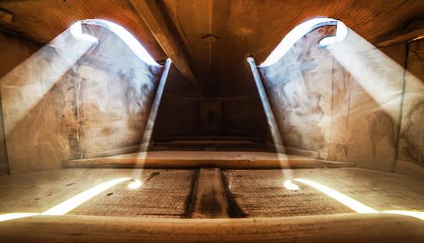 Wall Art - Photograph - Inside Violin by Adrian Borda
