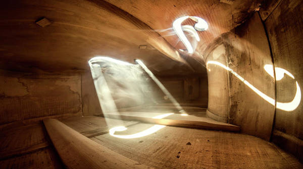 Wall Art - Photograph - Inside Violin II by Adrian Borda