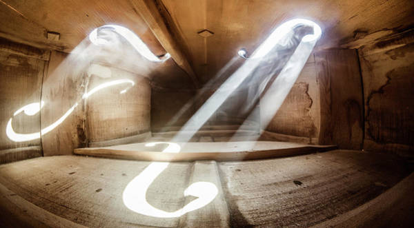 Wall Art - Photograph - Inside Violin Iv by Adrian Borda