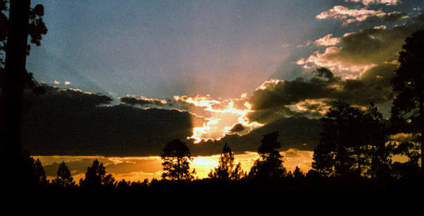 Photograph - Inspiration Sunset by Randy Oberg