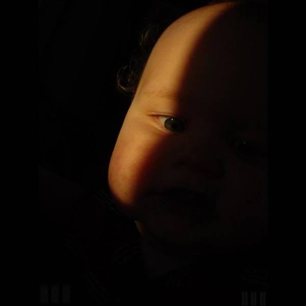 Wall Art - Photograph - Baby Face by Jason Freedman
