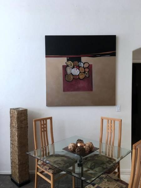Painting - Install Da by Marlene Burns