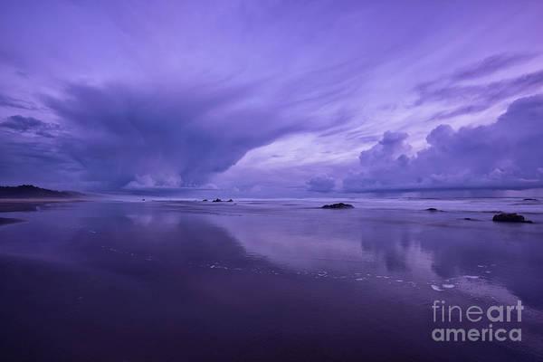 Wall Art - Photograph - Intense Clouds by Masako Metz