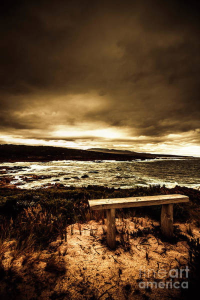 Wall Art - Photograph - Intense Coastline Drama by Jorgo Photography - Wall Art Gallery