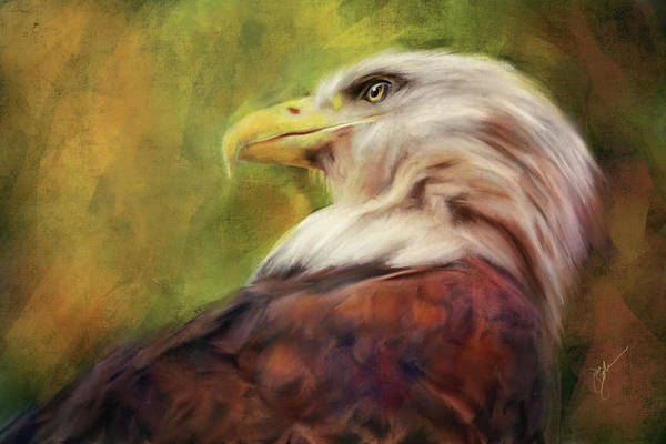 Painting - Intense Focus by Jai Johnson