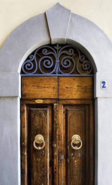 Interesting Door Art Print