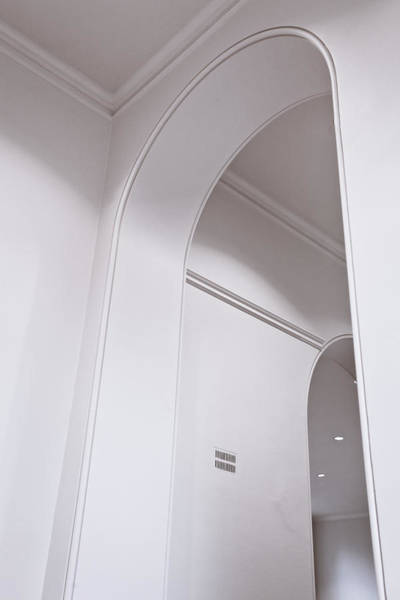 Wall Art - Photograph - Interior Arch by Tom Gowanlock