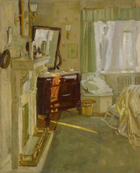 Painting - Interior by Helen McNicoll