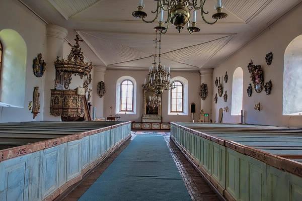 Photograph - Interior by Leif Sohlman