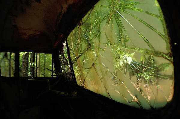 Photograph - Interior by Matthew Mezo
