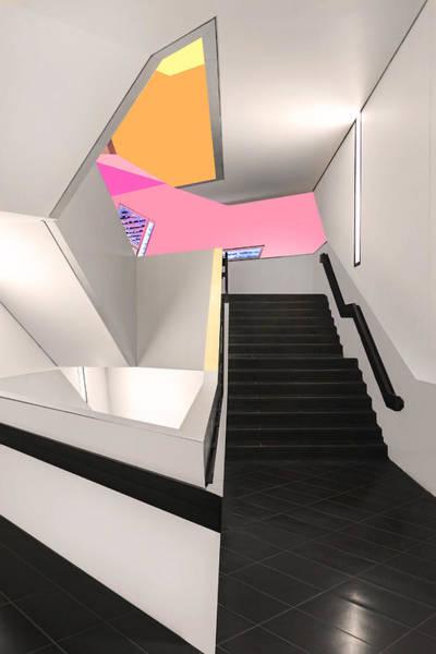 Photograph - Interior Series 6 by Carlos Diaz