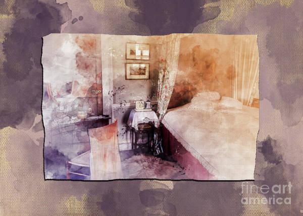 Digital Art -  Interior Sketch  by Ariadna De Raadt