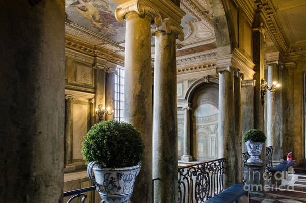 Photograph - Interiors Of Drottningholm Palace Sweden by RicardMN Photography