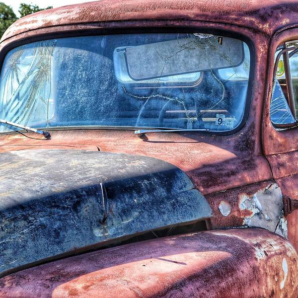 Photograph - International Harvester by Gia Marie Houck