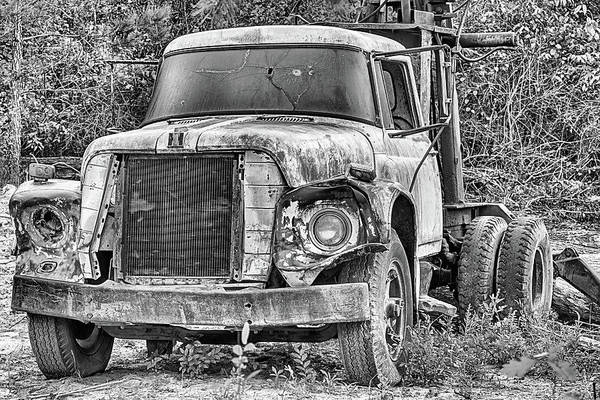 Photograph - International Harvester Trucks by JC Findley