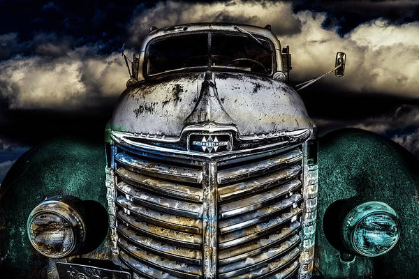 Photograph - International Truck 6 by Michael Arend