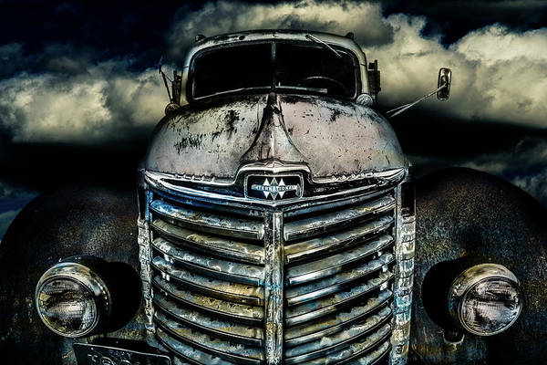 Photograph - International Truck 7 by Michael Arend