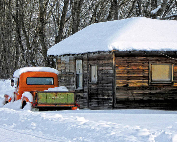 Photograph - International Winter by David King