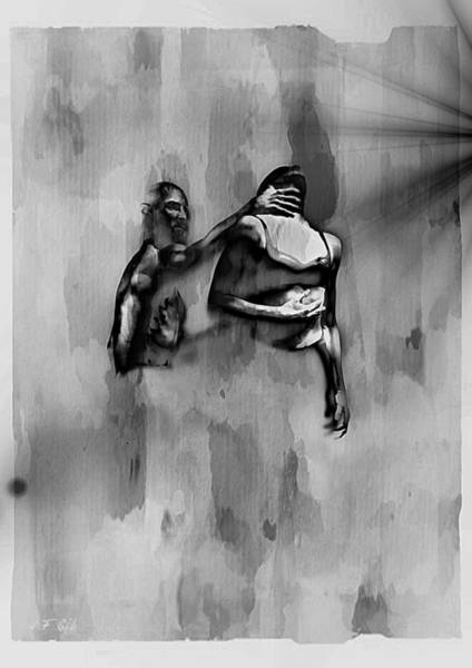 Amnesty Photograph - International Women's Day  1  by Jean Francois Gil