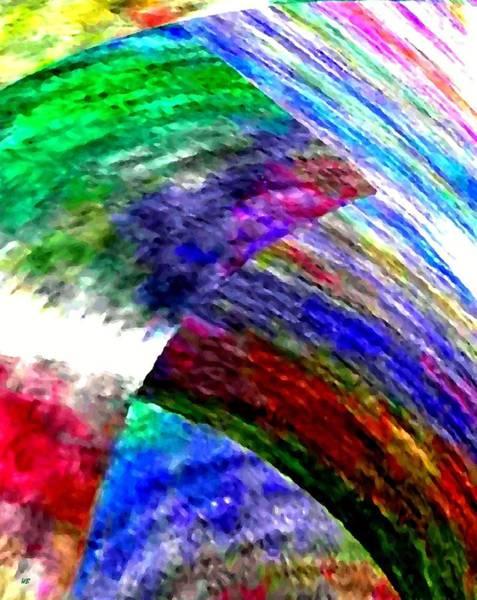 Borden Digital Art - Interwoven by Will Borden