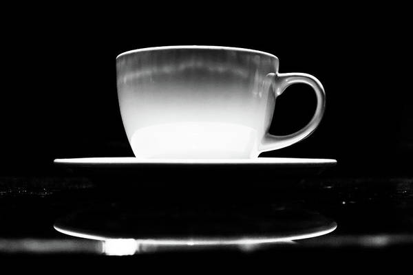 Photograph - Intimidating Cup Of Coffee by Jeanette Fellows
