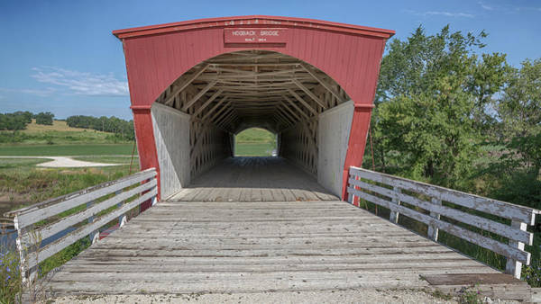 Photograph - Into Hogback Bridge by Susan Rissi Tregoning