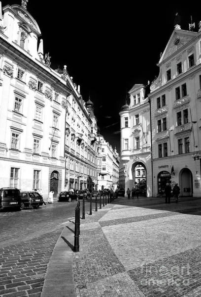 Wall Art - Photograph - Into Prague Old Town Square by John Rizzuto