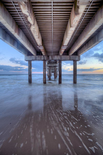 Wall Art - Photograph - Into The Gulf At Orange Beach by JC Findley