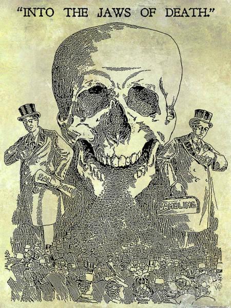 Wall Art - Photograph - Into The Jaws Of Death by Jon Neidert