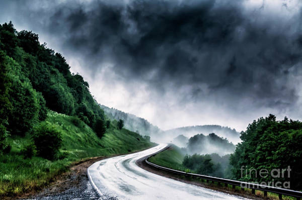 Photograph - Into The Storm by Thomas R Fletcher