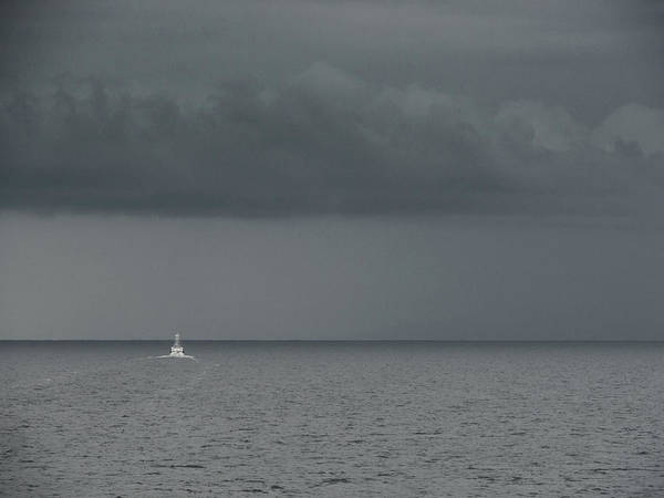 Photograph - Into The Storm by Trance Blackman