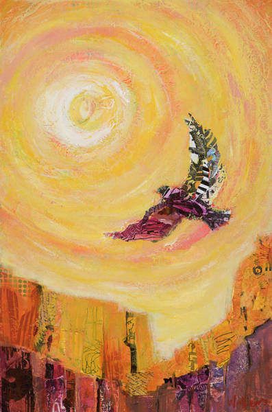 Painting - Into The Sun by Shelli Walters