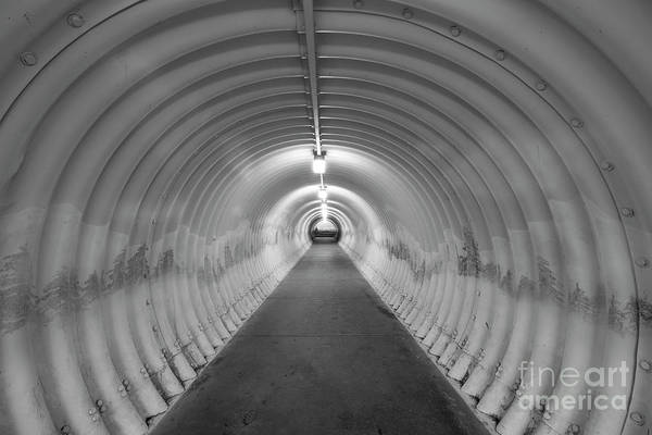 Wall Art - Photograph - Into The Tunnel by Juli Scalzi
