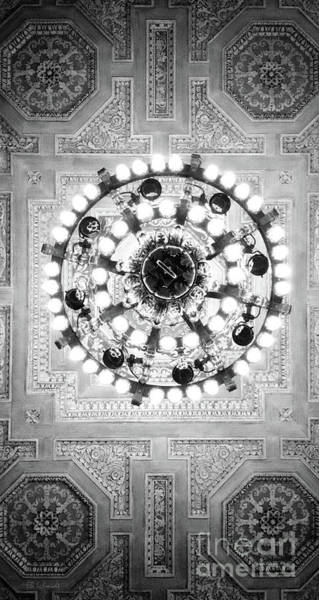 Photograph - Intricate Ceiling by E B Schmidt